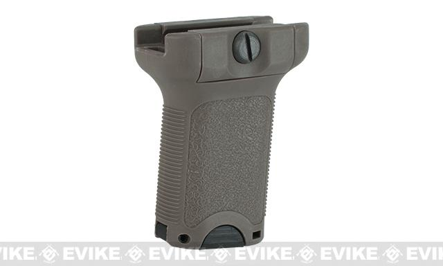 Dytac Ergonomic Vertical Grip (Color: Dark Earth)