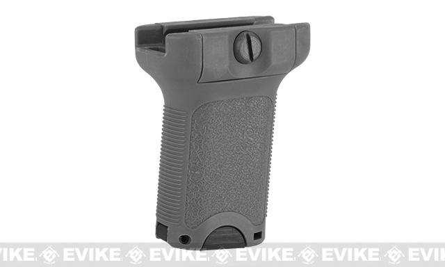 Dytac Ergonomic Vertical Grip (Color: Midnight Gray)