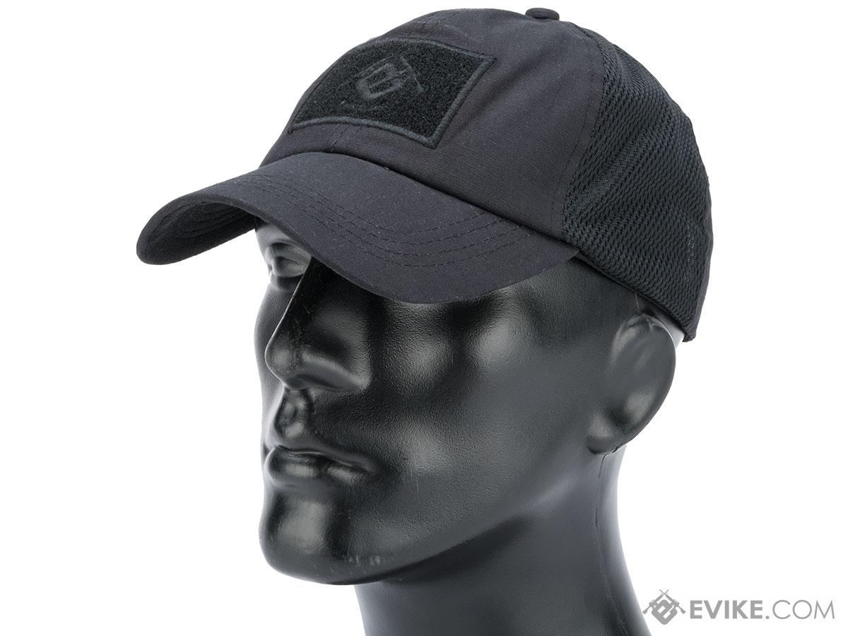 Evike.com Featherweight Lightweight Mesh Hat (Color: Black)