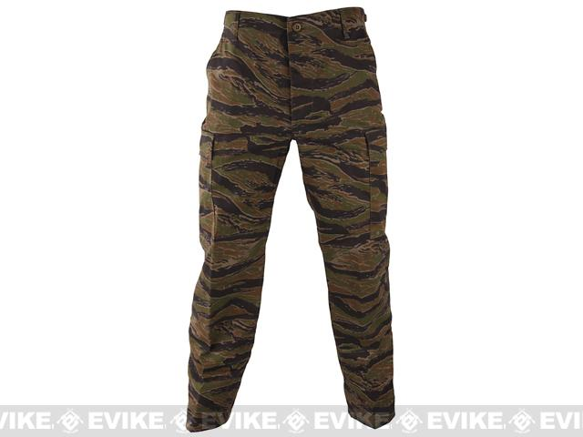 Genuine Gear™ by PROPPER™ BDU Trouser - Tiger Stripe (Size: Medium)