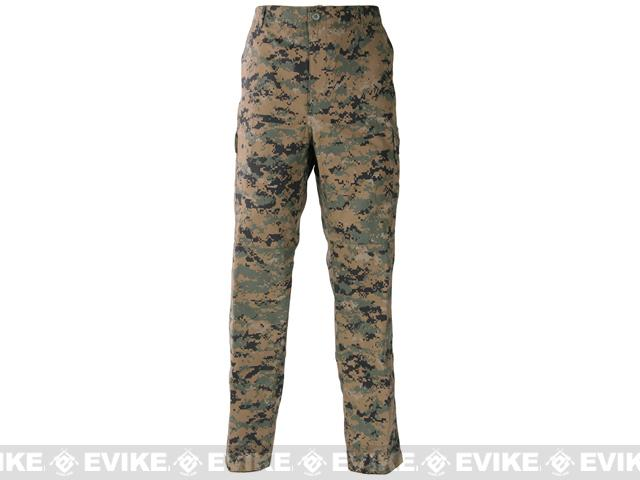 Genuine Gear BDU Trouser - Digital Woodland (Size: Large)