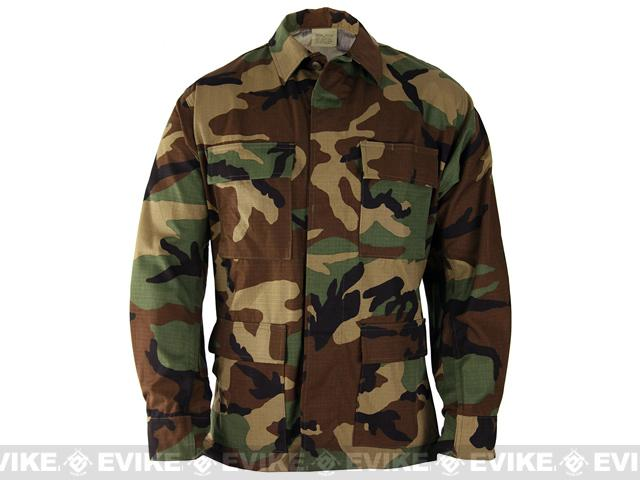 PROPPER™ BDU Coat - Woodland (Size: Small)