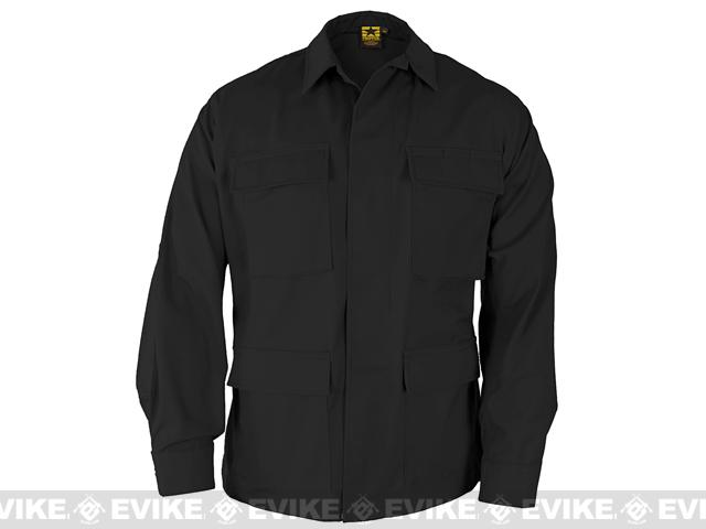 PROPPER™ BDU Coat - Black (Size: X-Large)