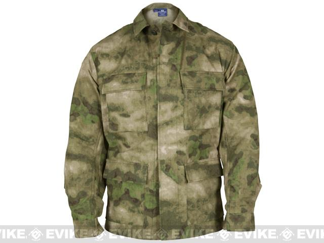 PROPPER™ BDU Coat - A-TACS FG (Size: Small)
