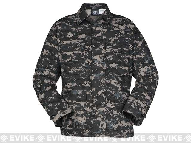 Genuine Gear BDU Coat - Subdued Urban (Size: Medium)