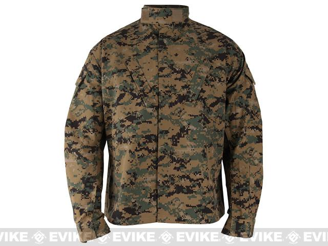 PROPPER™ ACU Coat - Woodland Digital (Size: Small)