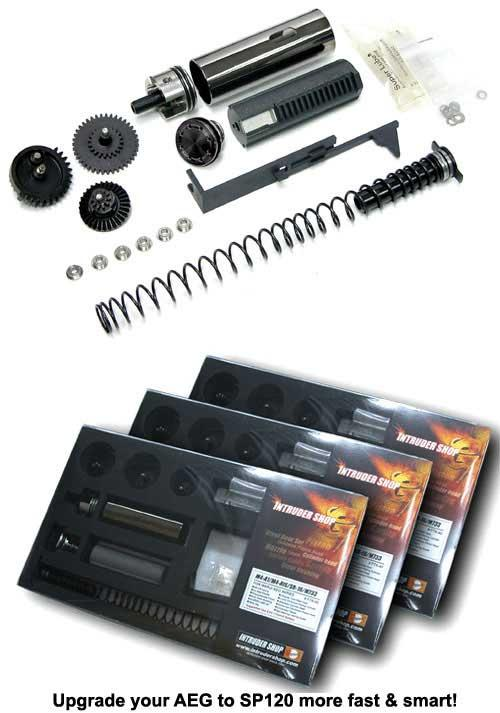 Guarder SP120 Full Tune-Up Kit for AK Series Airsoft AEG (Short barrel AK)