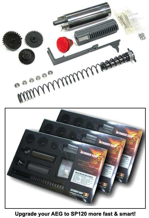 Guadrer SP120 Full Tune-Up Kit for M14 Series Airsoft AEG (TM / Echo1 / CYMA / Matrix Type)
