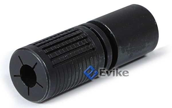 Matrix Steel LR300 / SR25K Type Flashhider for Airsoft AEG (14mm-)