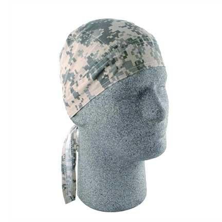 z Bobster / Zan Headgear 100% Cotton Flydanna (Color: ACU)