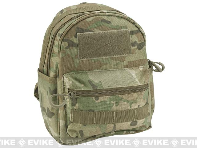 ORT Tactical Mini-Backpack (Color: Camo)