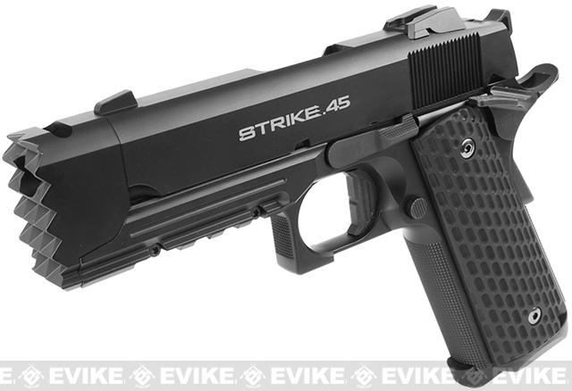 tokyo marui limited edition strike warrior 1911 airsoft gas blowback