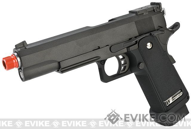 WE Hi-Capa 5.1 Full Metal Gas Blowback (Government Model)