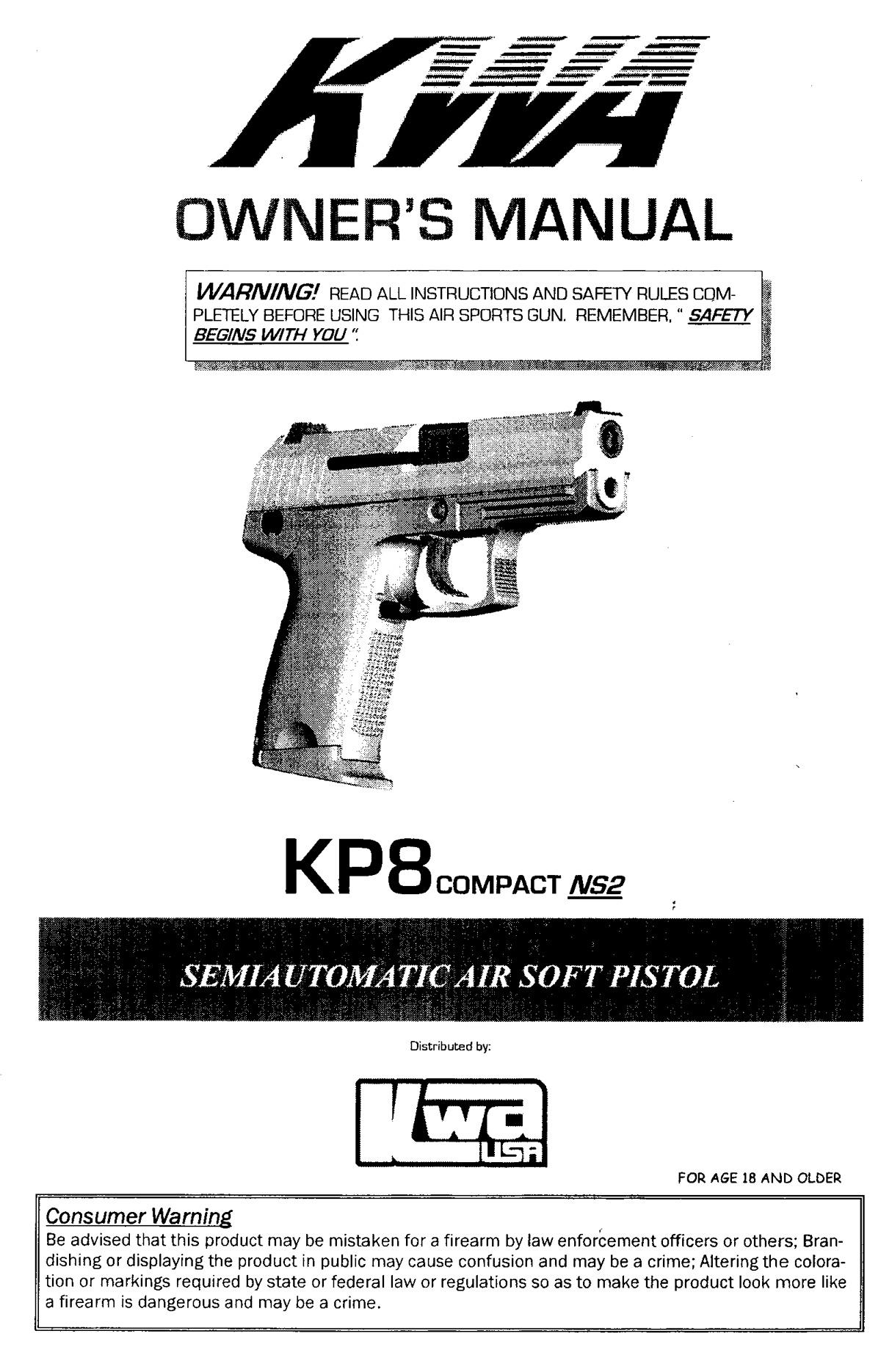 ... Gas Blowback Gun Instruction / User Manual If you would like us to  print it out for you and send it to you with your package, you may add this  item to ...