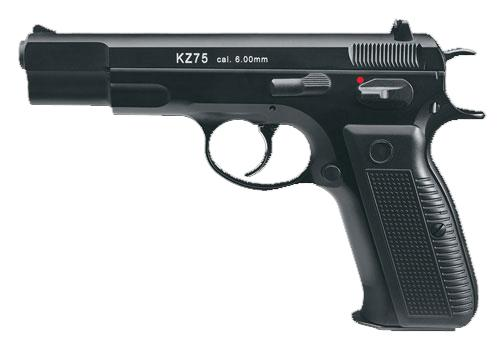 KWA KZ75 NS2 Metal Gas Blowback Airsoft Pistol