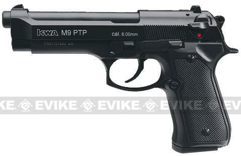 KWA Full Metal M9 PTP - Professional Training Airsoft Pistol