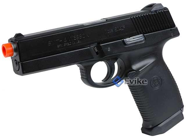 Bone Yard - KWC Licensed Smith & Wesson Sigma GBB Pistol (Store Display, Non-Working Or Refurbished Models)