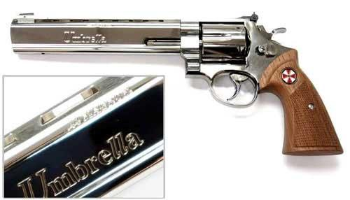 z TANAKA Umbrella Magnum Revolver Limited Edition.
