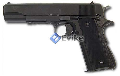 Y&P Full Size 1911 Airsoft Gas Non-Blowback Pistol