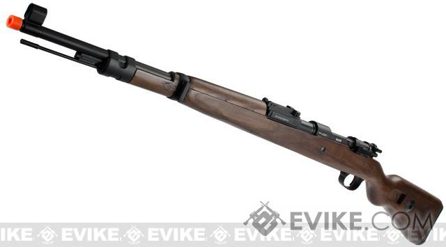Matrix KAR 98K Limited Edition Gas Sniper Rifle w/ Real Wood Stock by S&T (Model: Gas Powered)