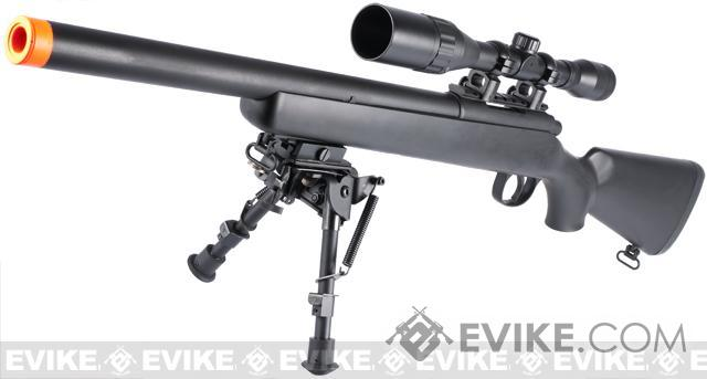 WELL Scout Size G24 G-Spec Bolt Action Gas Sniper Rifle
