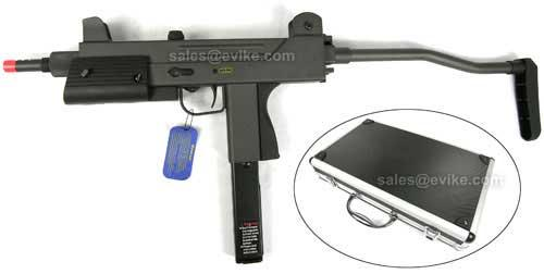 z Bone Yard - HFC T77 Full Metal Gas Blowback M11A1 Airsoft Rifle (Store Display, Non-Working Or Refurbished Models)