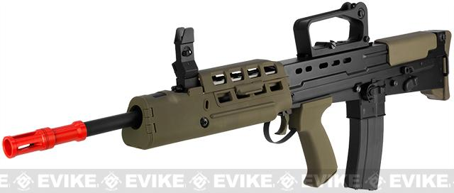 Bone Yard - WE L85 Full Metal Airsoft Gas Blowback GBB Rifle (Store Display, Non-Working Or Refurbished Models)