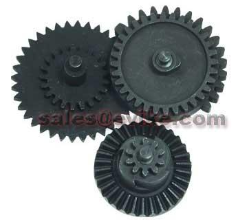Guarder Steel High Speed Gear Set for Airsoft AEG Gearboxes. (Ver.2 / Ver.3)