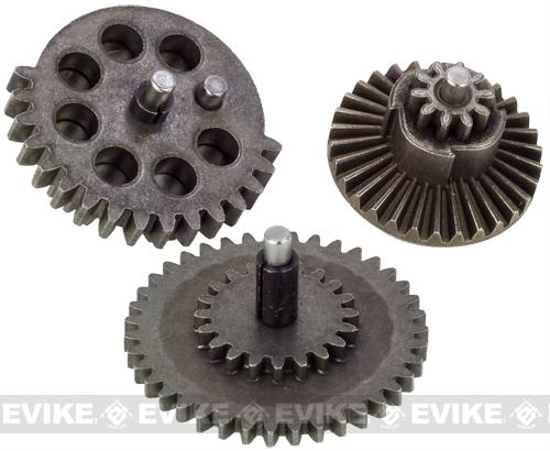 z Matrix Sportsline CNC Steel Gearset for Airsoft AEG Gearbox