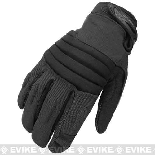 Condor STRYKER Tactical Gloves - Black (Size: Small)