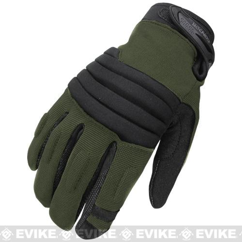 Condor STRYKER Tactical Gloves (Color: Sage Green / Large)