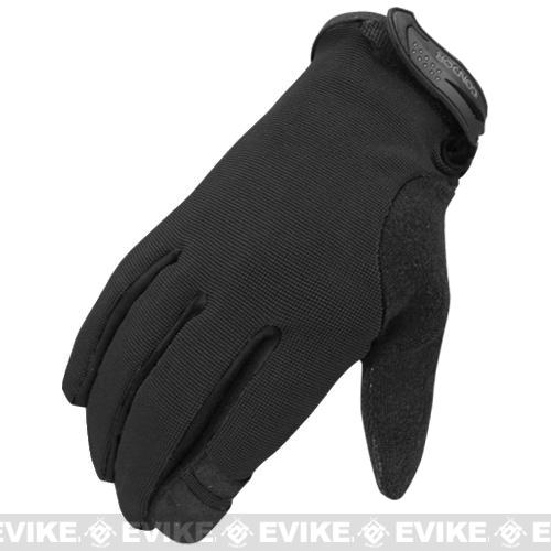 Condor Shooter Tactical Gloves - Black (Size: Large)