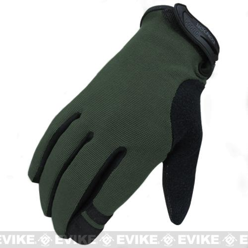 Condor Shooter Tactical Gloves  (Color: Sage Green / X-Large)