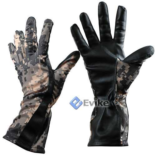 Matrix Nomex Special Ops. Tactical Gloves - ACU (Size: X-Large)