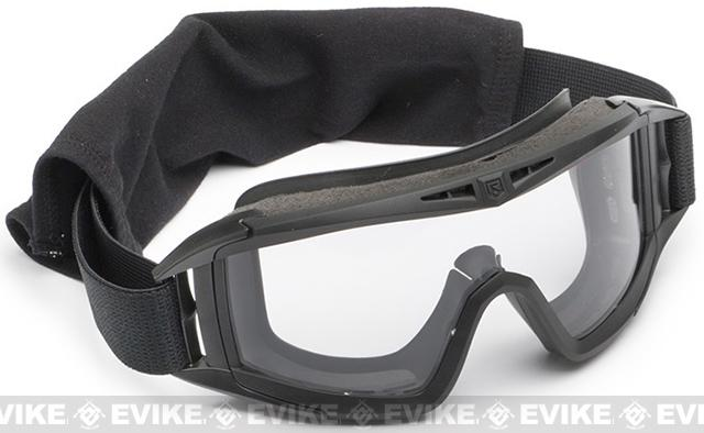 Revision Desert Locust Tactical Goggles - Basic (Black / Clear)