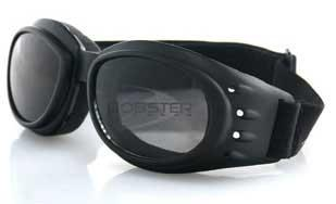 Cruiser 2 Interchangeable Goggle, Black Frame, 3 Lenses.