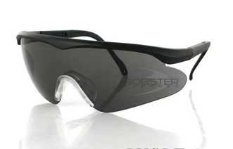 Bobster / Zan Safety/Shooting Glasses, 3 Interchangeable Lenses, ANSI Z87.