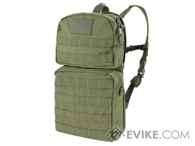 Condor MOLLE Water Hydration Carrier II (Color: OD Green)