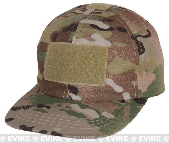 z Rothco Kids Low Profile Operator Tactical Cap - Multicam