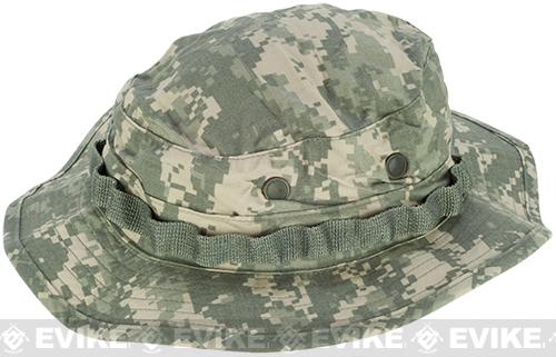Matrix Lightweight Rip Stop Jungle Boonie Hat (Color: ACU / Large)