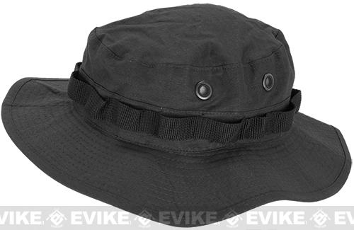 Matrix Boonie Hat - Black  (Size: Small)