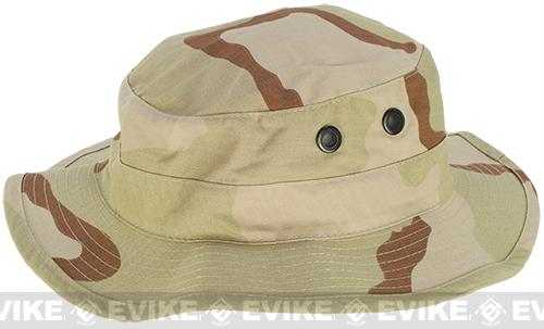 Matrix Lightweight Rip Stop Jungle Boonie Hat (Color: 3-Color Desert / Medium)