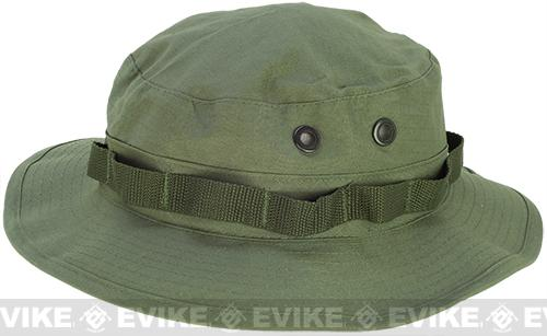 Matrix Lightweight Rip Stop Jungle Boonie Hat (Color: OD Green / Large)