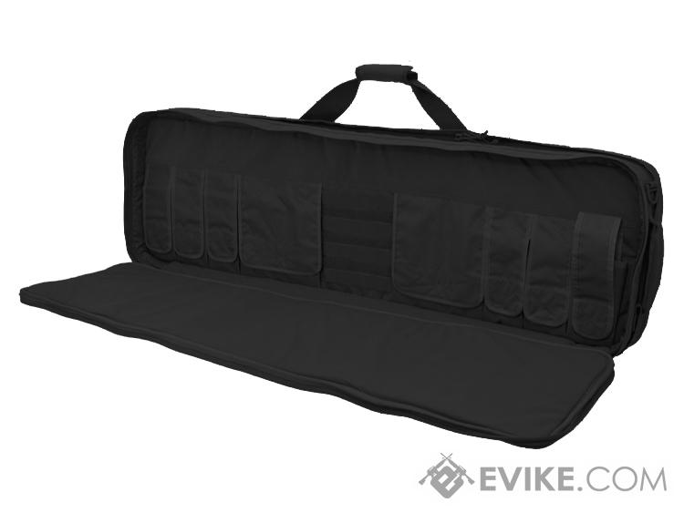 29b8de25164a Hazard 4 Longshot™ Deluxe Long-Gun Bag (Color  Black). Hover or touch above  to zoom. Product image 1 Product image 2 Product image 3 ...
