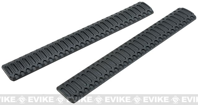 ICS Rubber Keymod Rail Covers - Set of 2
