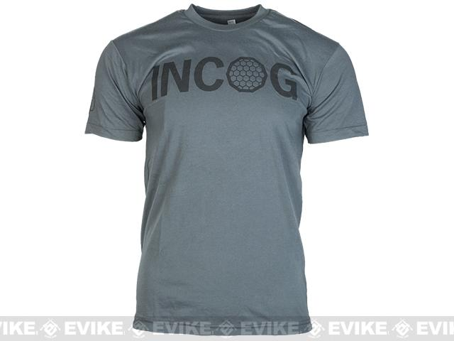 z Haley Strategic Partners HSP Incog Tee - Disruptive Grey (Size: Medium)