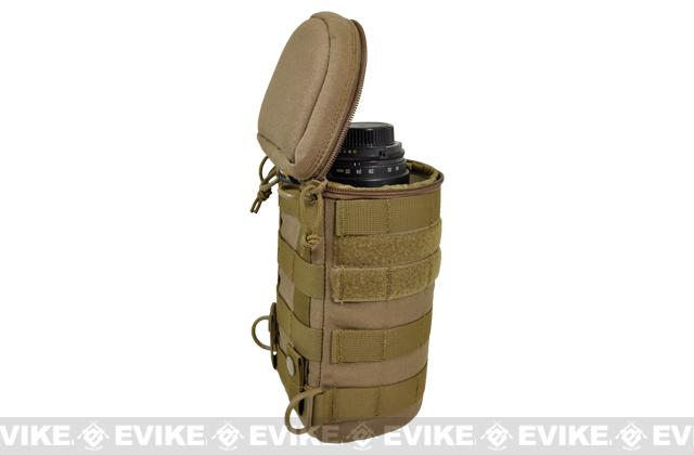 Hazard 4 Jelly Roll Lens / Scope / Bottle Padded Case - Coyote