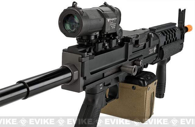 Knight's Armament Airsoft (KAA) Full Metal Licensed KAC Stoner 96 LMG AEG  Light Machine Gun