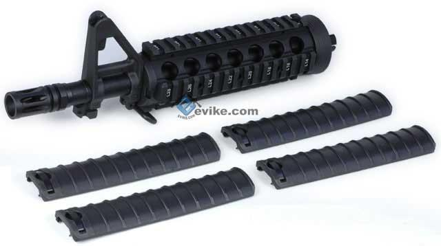 Matrix CQB-R Complete Front End Kit For M4 / M16A2 series Airsoft AEG