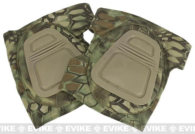 Avengers Low Profile Knee Pads (Color: Woodland Serpent)